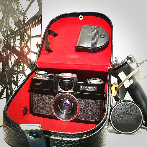 ZEISS IKON WITH 15MM F8 LENS. NEAR EXC+++