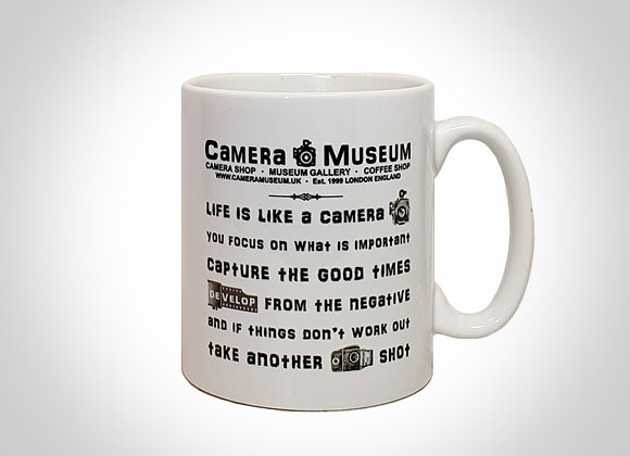 CAMERA MUSEUM MUG