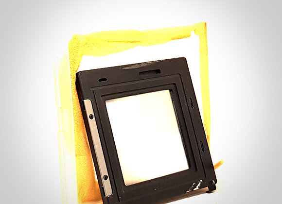 FOCUSING SCREEN ADAPTOR FOR SWC CAMERAS. EXC+