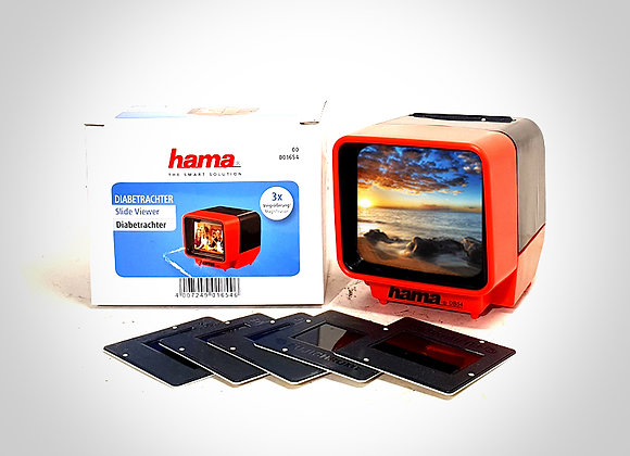 HAMA SLIDE VIEWER. NEW