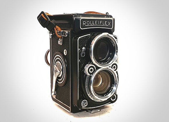ROLLEIFLEX 2.8 C K7C. EXC++