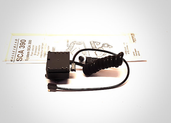 SCA 390 FLASH ADAPTER. EXC++