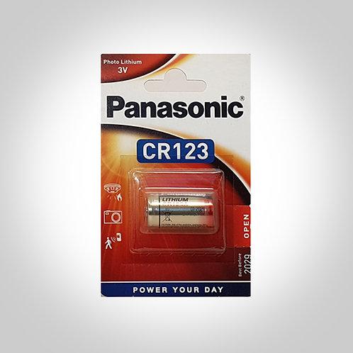 PANASONIC CR123 BATTERY