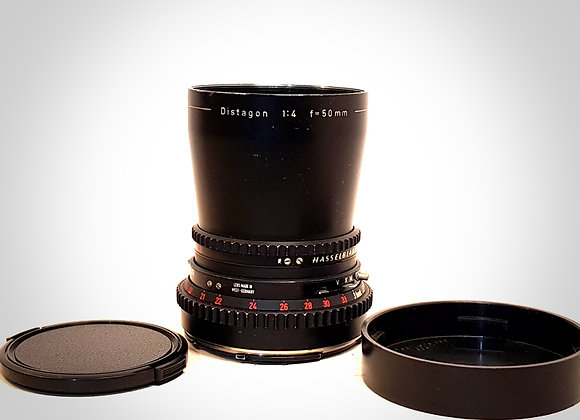 50MM F4 CT* DISTAGON LENS. EXC+