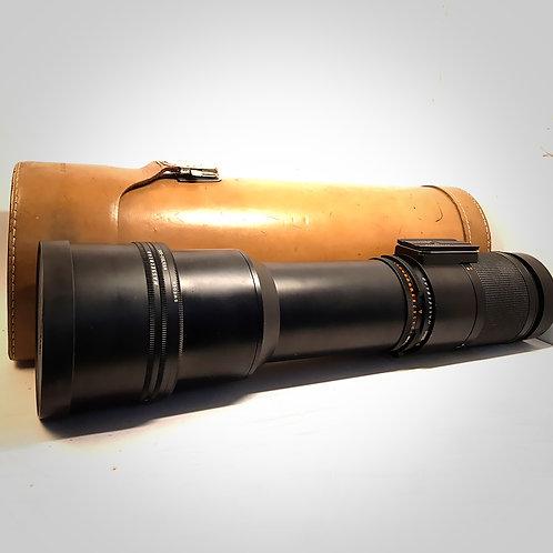 500MM F8 CFT* TELE-APOTESSAR LENS. EXC++