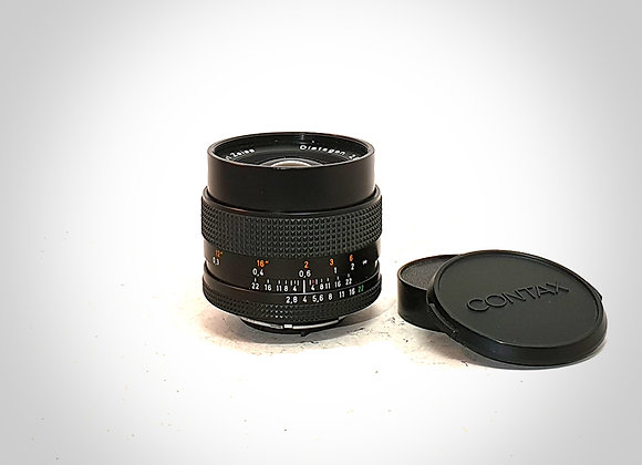CONTAX 28MM F2.8 T* DISTAGON LENS. EXC+++