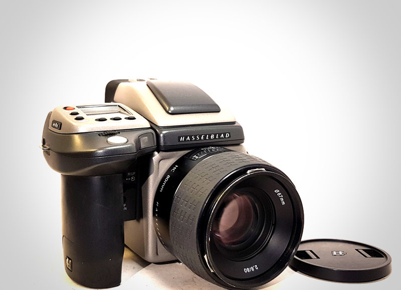 SOLD - H4X 60MP WITH 80MM F2 8 HC LENS  EXC++