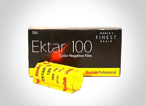 KODAK EKTAR 100 COLOUR FILM - 120