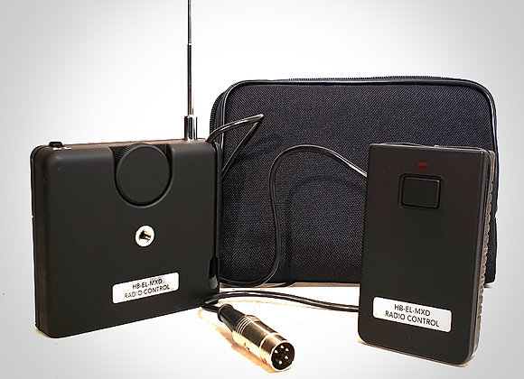 HB-EL-MXD RADIO CONTROL. EXC+++