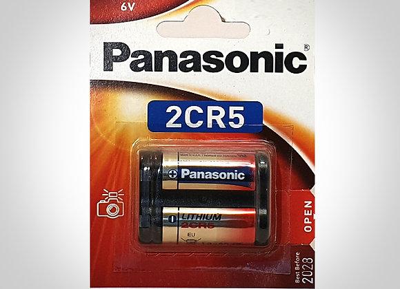 PANASONIC 2CR5 BATTERY