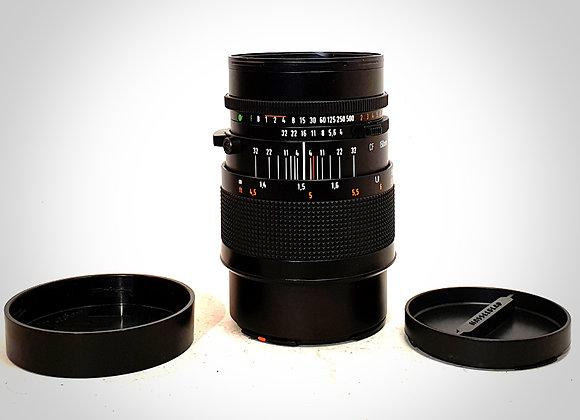 150MM F4 CFT* SONNAR LENS. MINT-