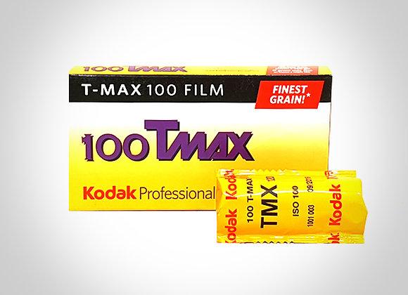 KODAK TMAX 100 B&W FILM - 120