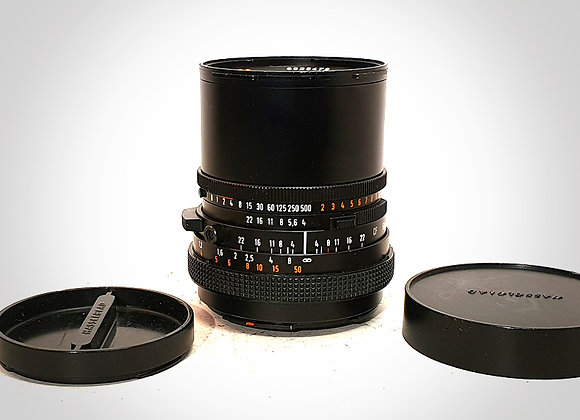 50MM F4 CFT* DISTAGON LENS. NEAR EXC++