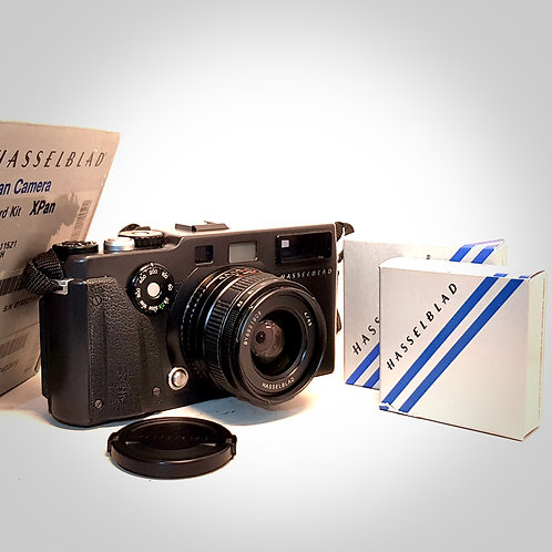 SOLD - XPAN WITH 45MM F4 LENS. EXC+++