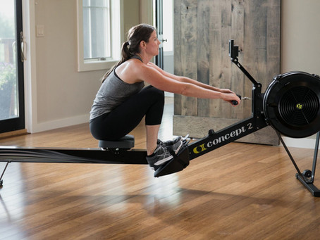 5 Rowing Machine Workout Benefits
