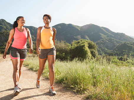 October is National Physical Therapy Month: Top 10 Benefits of Physical Activity
