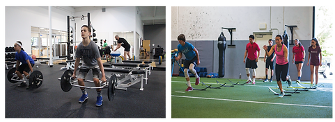 Accelerated performance training classes