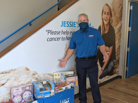 ProSport Supports Jessie Rees Foundation