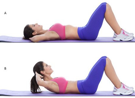 Crunches: Why You're Doing it Wrong, and an Alternative Exercise to Properly Engage Your Core