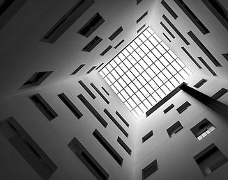 Sun Roof in Building