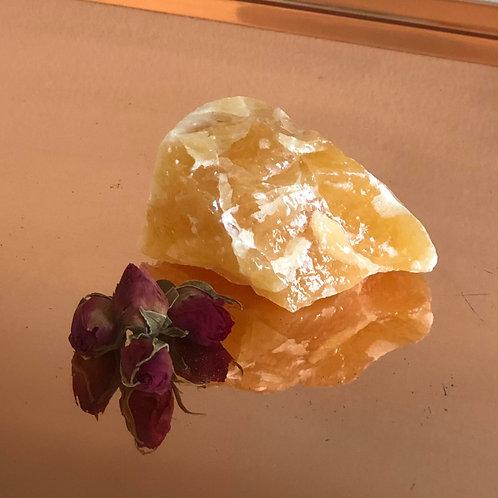 Soham Orange Calcite