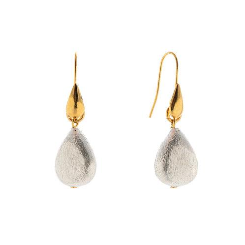 Hook Earrings - Drop charm