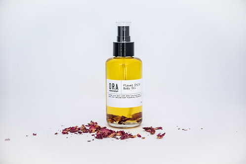 Flower Child Body Oil