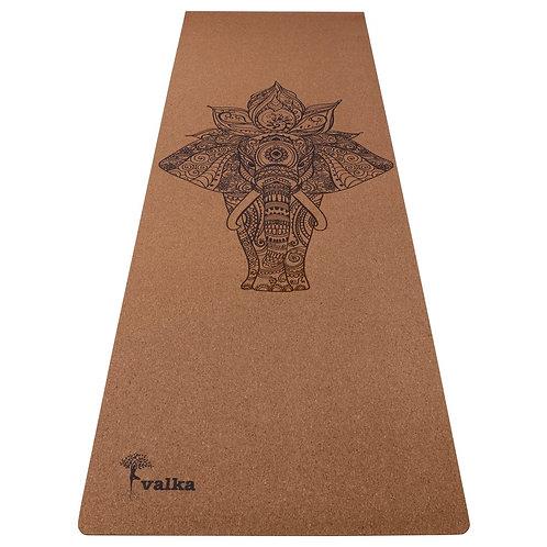 Elephant Cork Yoga Mat