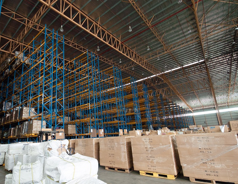AC2 Warehouse Management System - Putaway