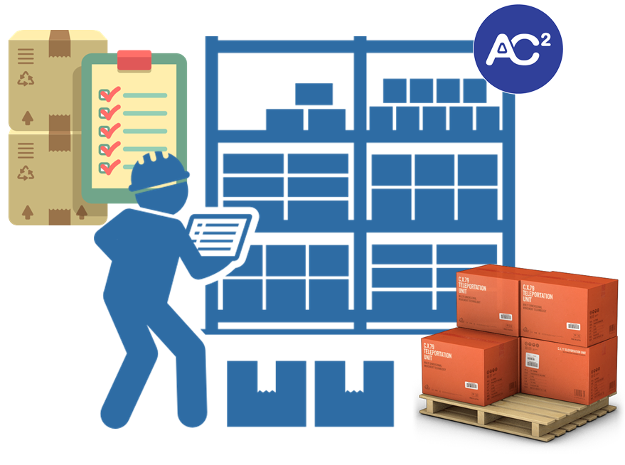 AC2 Warehouse Management System - Stocktake vs Cycle Count