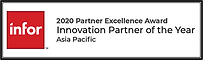 AC2 Group is the winner of Innovation Partner of the year 2020