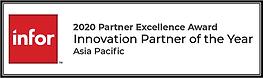 AC2 Won 2020 Innovation Partner of the Year Award