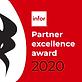 AC2 is the winner of Infor Partner Excellence Award 2020