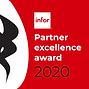 AC2 Group won Infor Partner Excellence Award 2020
