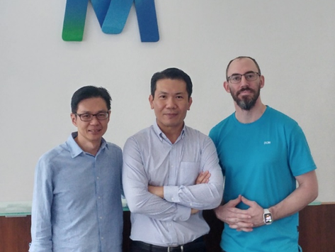 Markono is all set and ready for the digital supply chain (Joint Press Release)