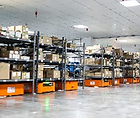 Robotic AGV Warehouse