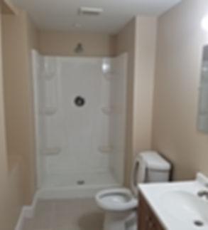 bathroom remodling