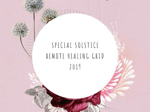 2019 - Special Solstice