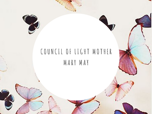 2019 - Council of Light Mother Mary May