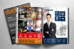 Anúncio em Revistas