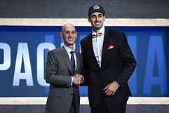 NBA Draft: Pacers take Goga Bitadze with the 18th overall pick