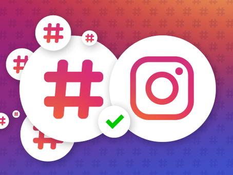 Hashtags: Instagram Update