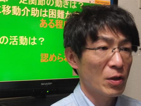 @新宿本社 オンライン動画撮影中