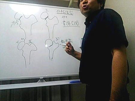 @品川 桑原先生 股関節の捉え方