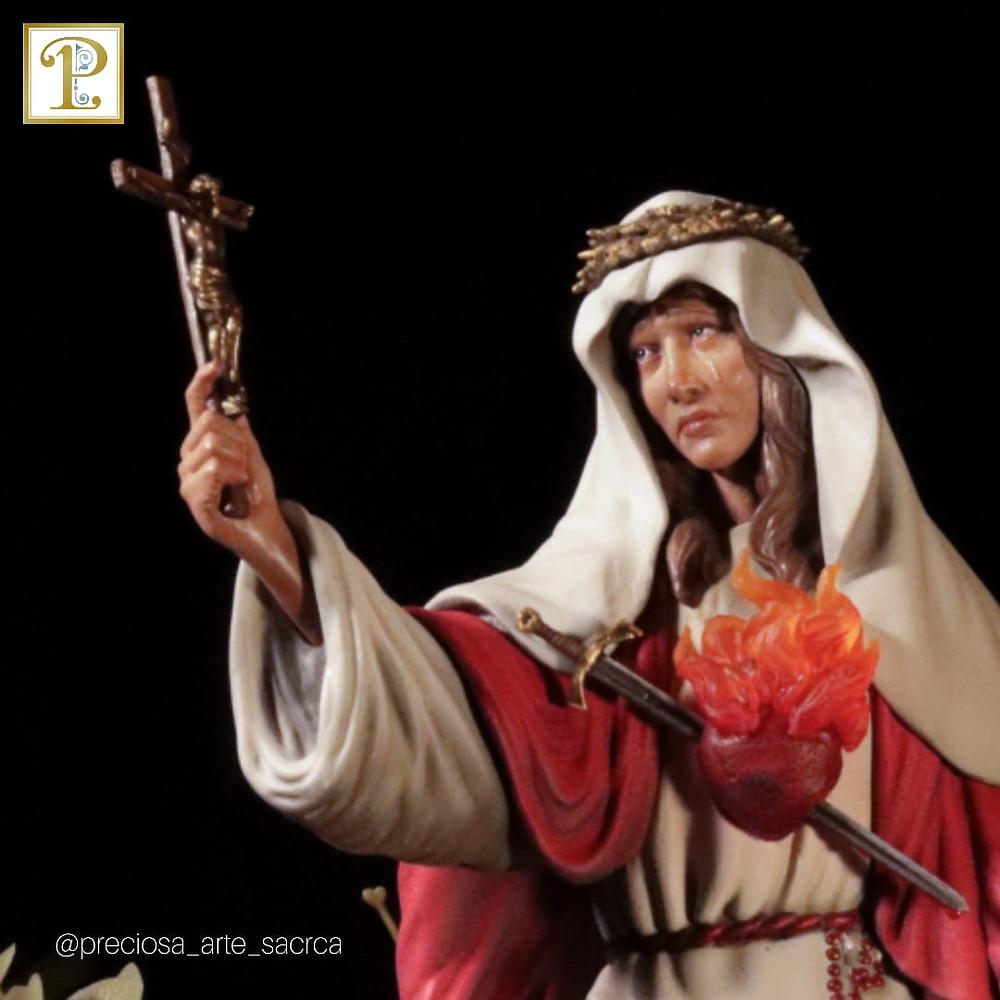 Nossa Senhora do Preciosíssimo Sangue e das Criancinhas Abortadas