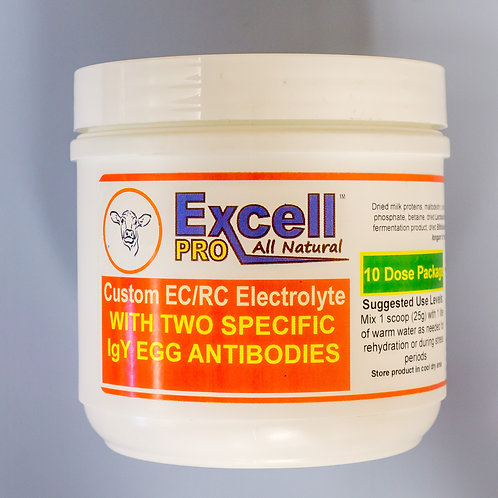 Excell Pro Custom Electrolyte with EC/RC