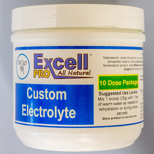 Excell Pro Custom Electrolyte