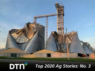 Top 10 Ag Stories of 2020 - 3 - La Nina, Storms Affected 2020 Production