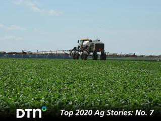 Top 10 Ag Stories of 2020 - 7 - Dicamba's 2020 Legal Tug-of-War to Continue in 2021