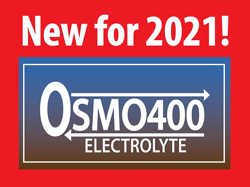 Excell Pro™ OSMO 400 Electrolyte